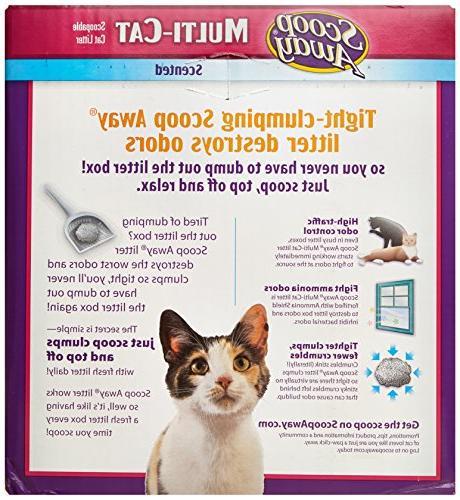 Scoop Multi-Cat, Cat Carton