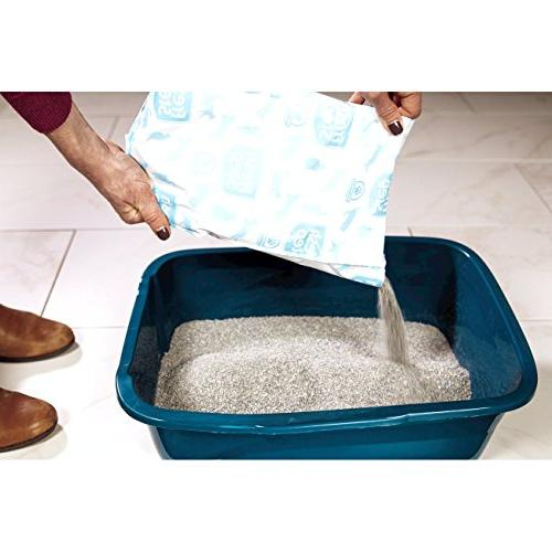 Fresh Step Multi-Cat Litter the of Litter, 34 4 Packs - 31601