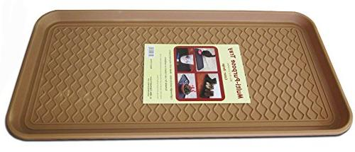 multi purpose tray by for boots shoes