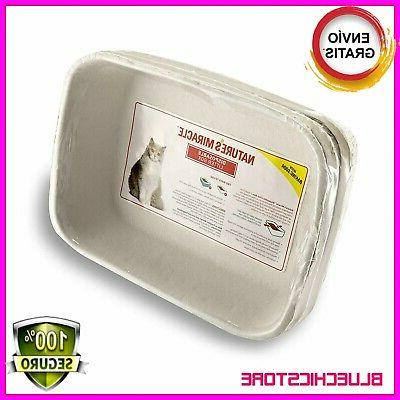 NEW Nature's Cat Disposable Litter Box Types Baking