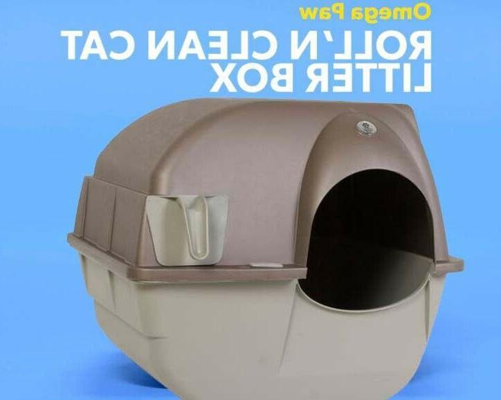 Omega Paw Regular 'n Clean Litter for