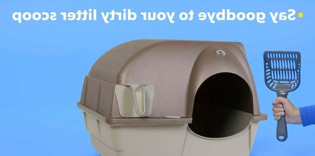 Omega Regular 'n Clean Self Litter Box Cats