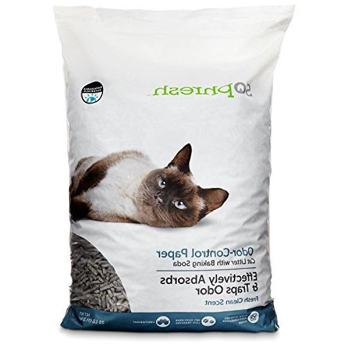 So Odor Paper Pellet Cat 25