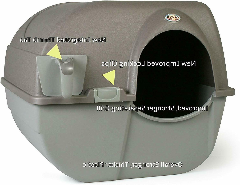 Self Box Kitty Scoop Automatic