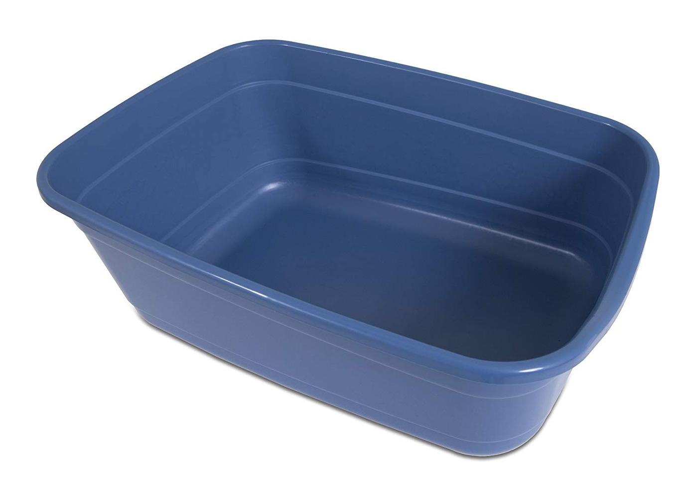 Petmate High-sided Litter Box, Durable