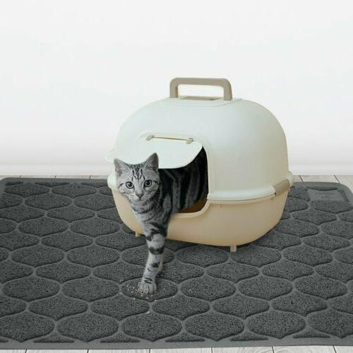 Cat litter Double Large Flexible Trapping Box
