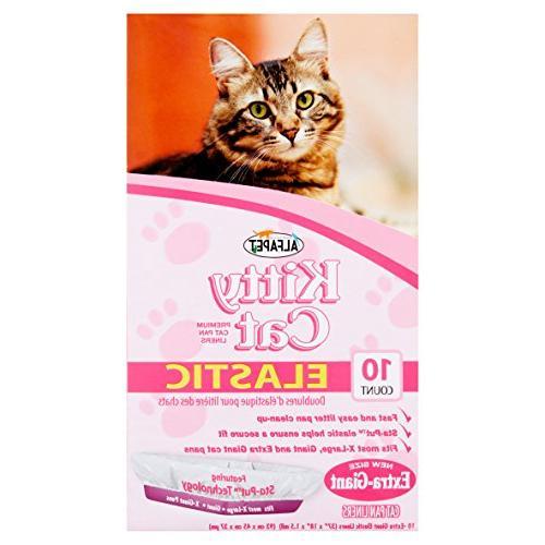 PACK 6 Alfapet Kitty Cat count