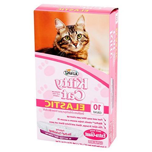 PACK OF 6 Alfapet Kitty Cat