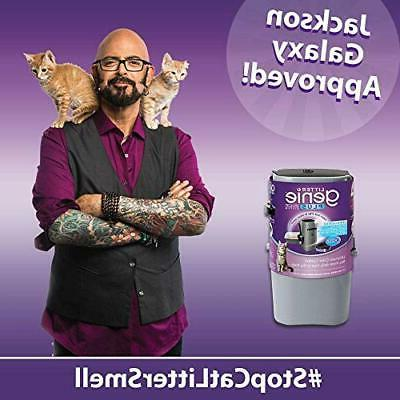 Pail, Cat Disposal Odors,