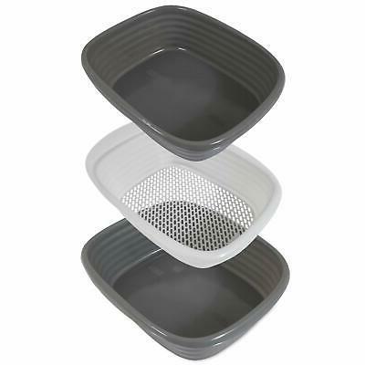 Pet & Hammer Sifting Litter Pan