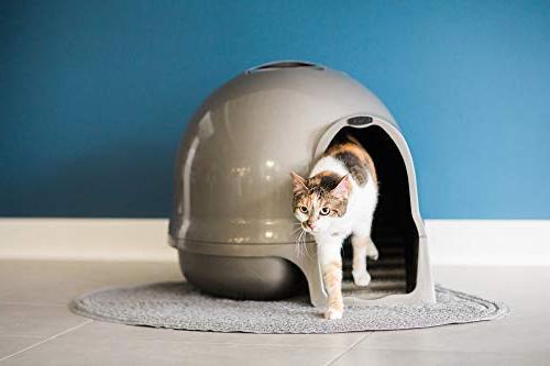 Petmate Booda Dome Clean Step Cat Box 3