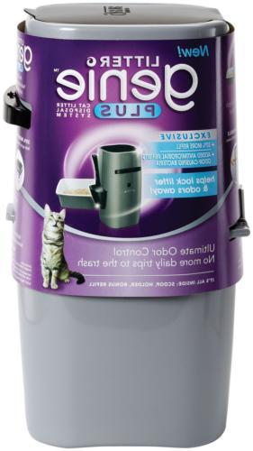 plus ultimate cat odor control