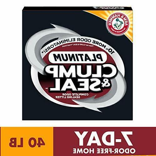 premium arm and hammer clump and seal