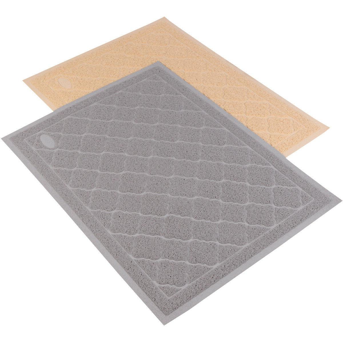 premium cat litter mat jumbo size 47