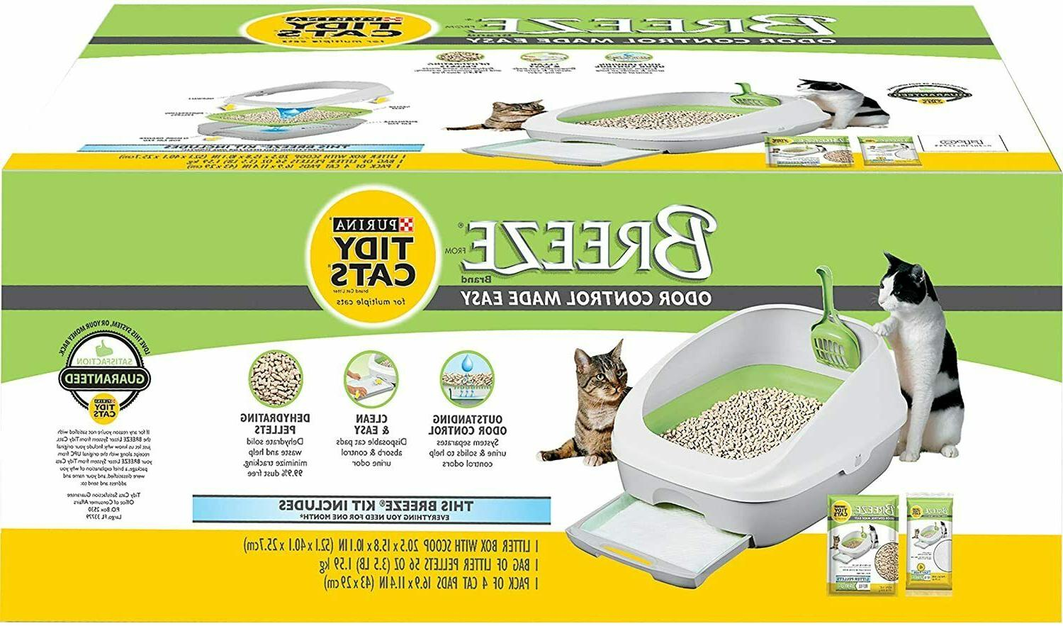 Tidy Cats Cat Litter Pan