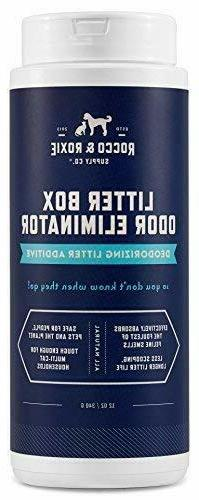 Rocco & Roxie Litter Box Odor Eliminator – Best Natural Li