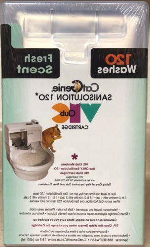 sanisolution 120 smartcartridge fresh scent 15 fluid