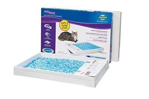 PetSafe ScoopFree Cat Litter Disposal Refills Premium Blue Crystals Pack