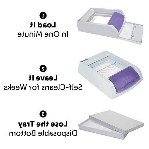 PetSafe ScoopFree Cat Box Tray Sensitive 3-Pack
