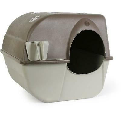 Omega Paw Self Cleaning Automatic Cat Litter Box Large Rolln