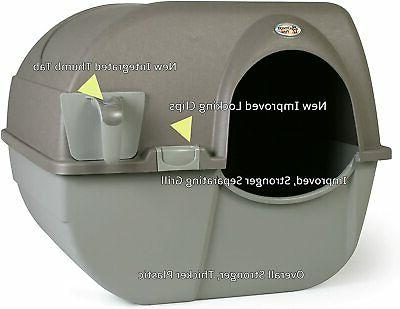 Self Improved Automatic Cat Kitty Toilet Scoop