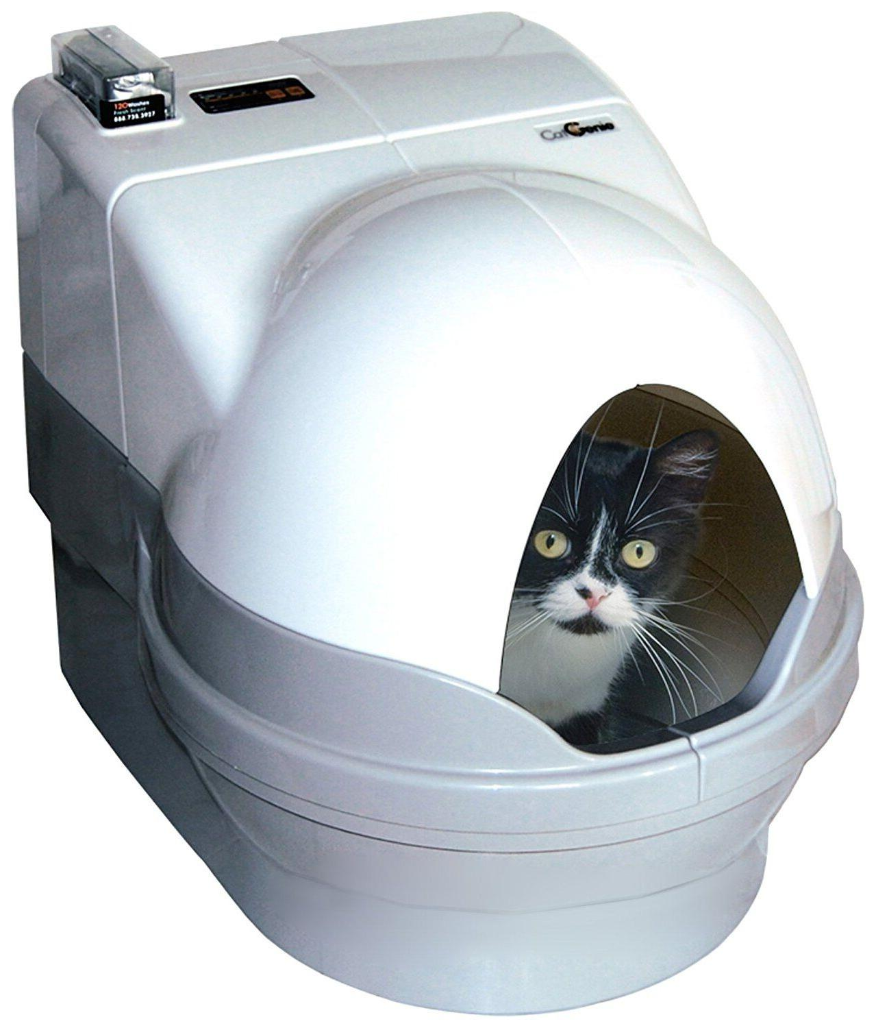Self-Cleaning and SIDEWALLS Pets, NEW!