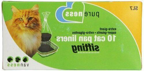 sifting cat pan liners
