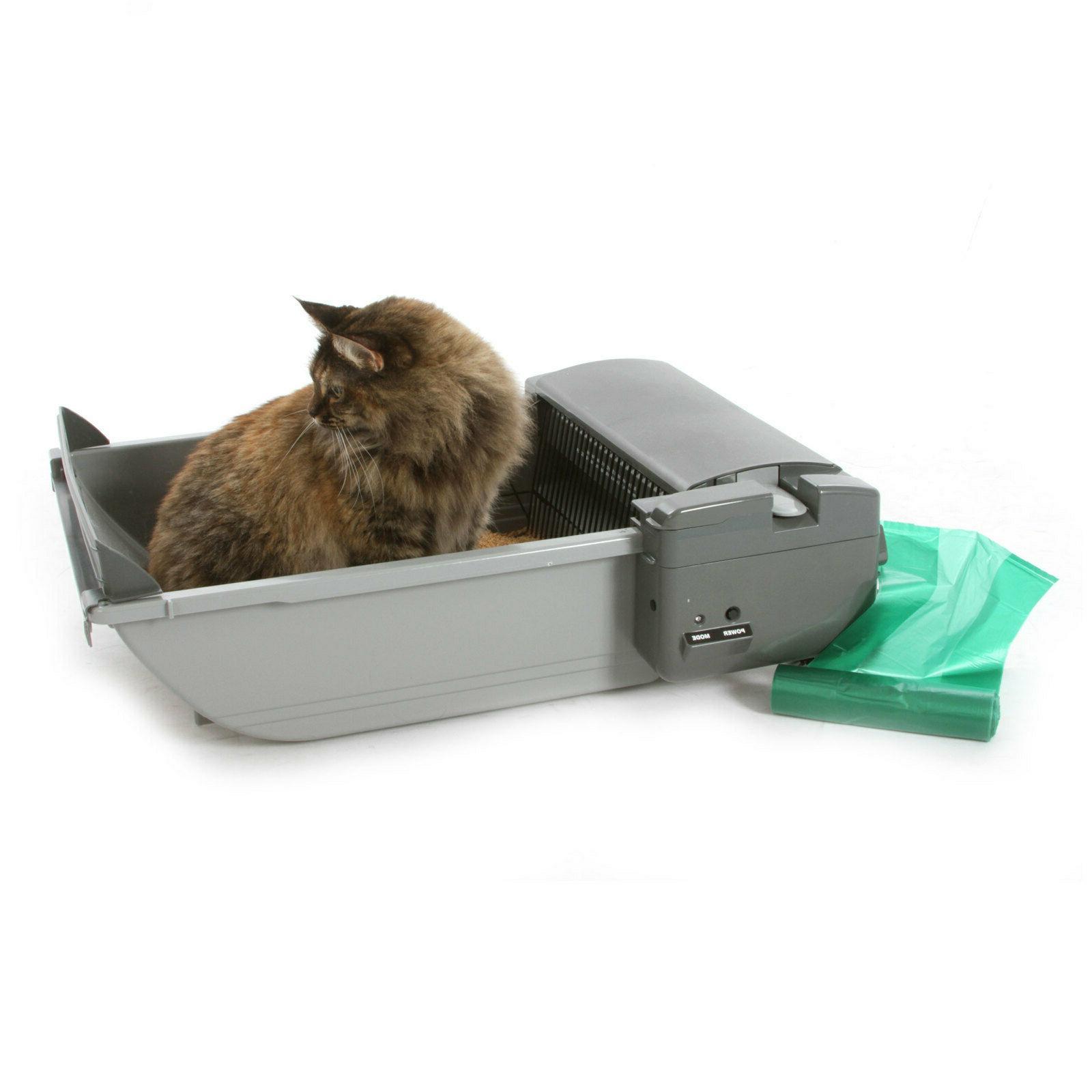 Pet Automatic Cat Box Pet