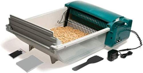 smart scoop automatic self cleaning cat litter