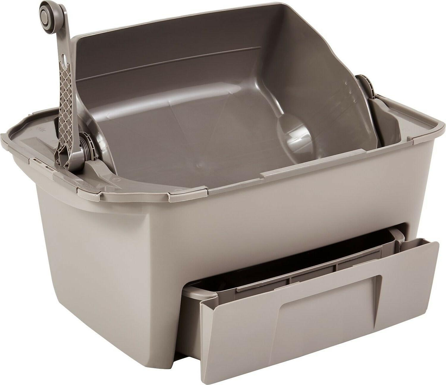 Catit Cat Pan Sifting Automatic Scoop Clumping