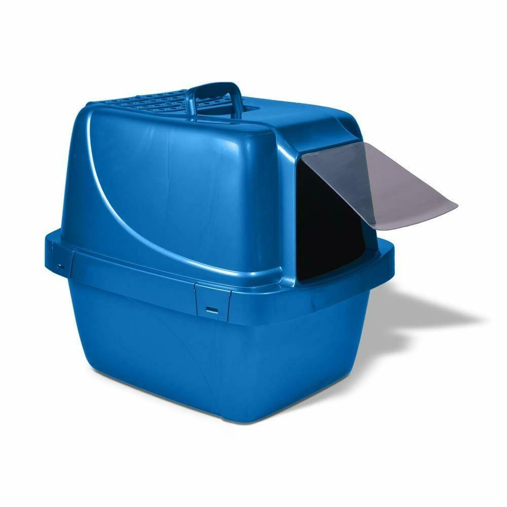 Van Ness Plastics 794616 Xgiant Sifting Enclosed Cat Pan