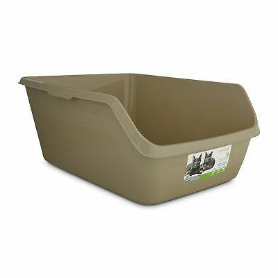 So Scatter Shield High-Back Litter for Cat,
