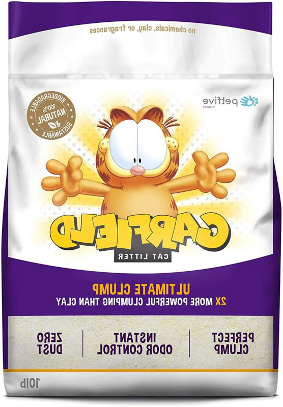 Garfield Cat Clump, All Clumping,