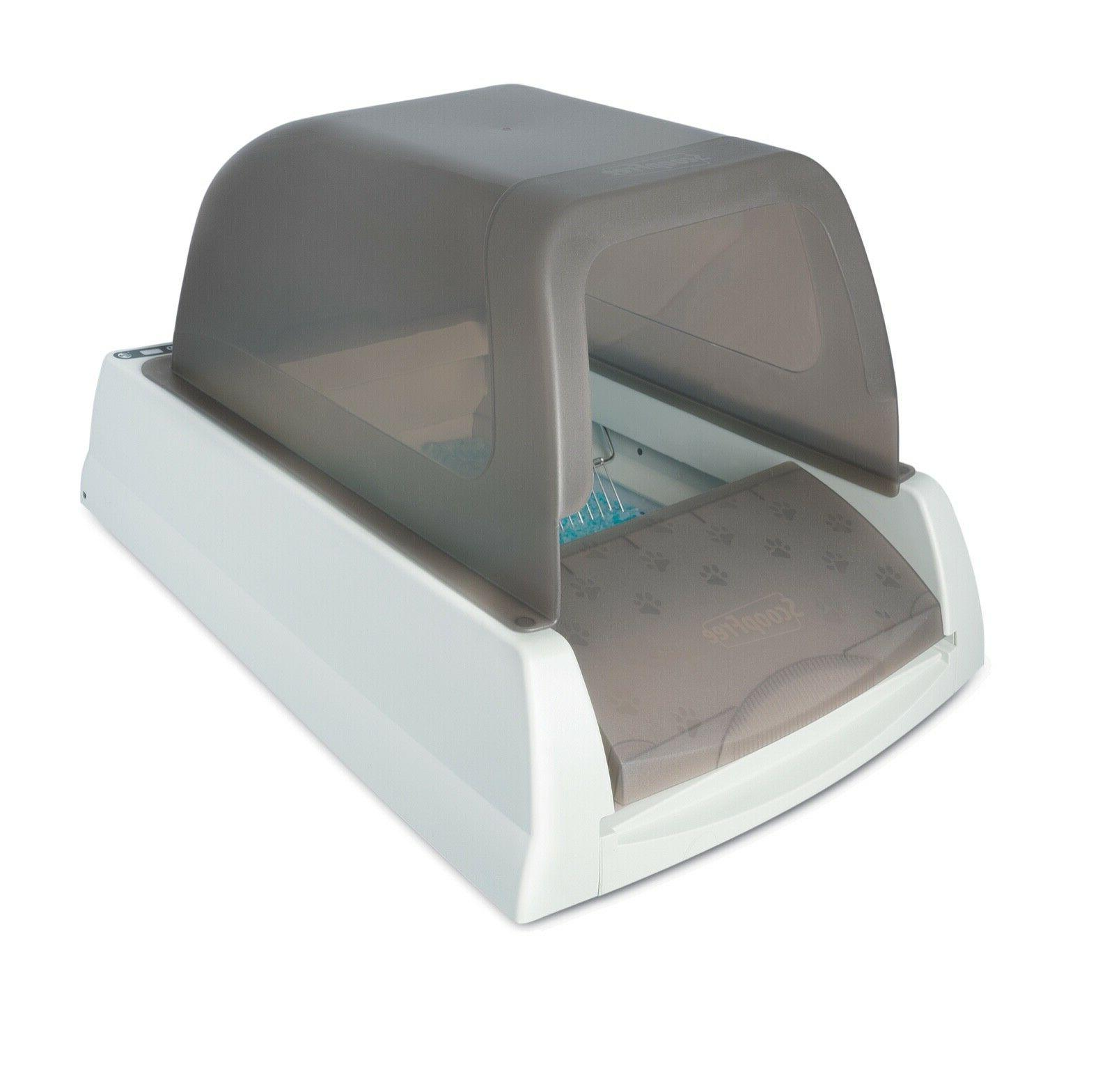 ultra automatic self cleaning litter
