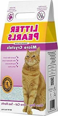 Ultra Pet Little Pearls Micro Crystals, 7-Pound Bags