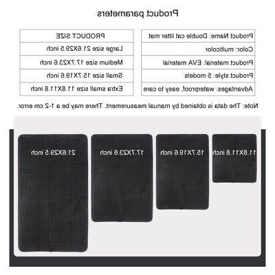 US Double-Layer Box Pad Pet Foam