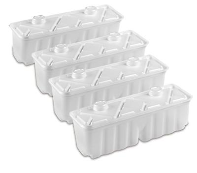 waste receptacles 12 pack cat litter box