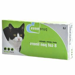 L3 Giant Cat Pan Liner - 8 Pack - L3