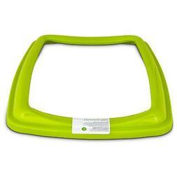 So Phresh Lime Green Large Open Litter Box Rim