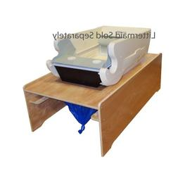 High-Capacity litter disposal system for Littermaid. Compati
