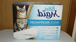 Litter Maid Waste Receptacles 18 Count New in Box Cat Suppli
