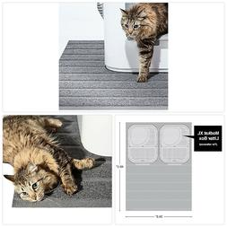 Modkat Litter Mat - Large and XL Sizes, Traps Litter, Modern