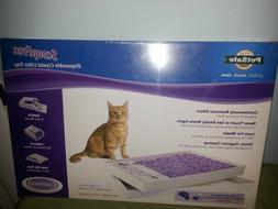 Litter Tray Refills  Scoop Free LAVENDER Cat Kitty Box Dispo
