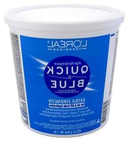 Loreal Quick Blue Powder Bleach Extra Strength 1Lb.