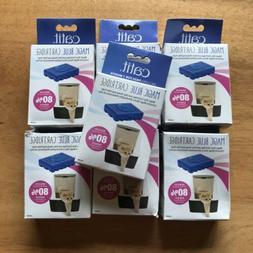 Catit Magic Blue Odor Reducing Cat Litter Boxes Cartridge 14