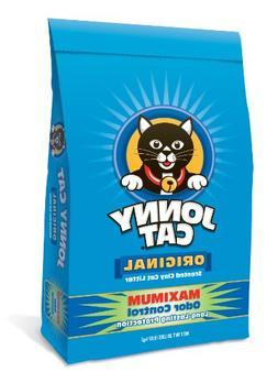 Jonny Cat Original Maximum Odor Control Scented Clay Cat Lit