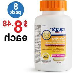 Equate 100% Natural Psyllium Husk Daily Fiber  Pills Bulk la
