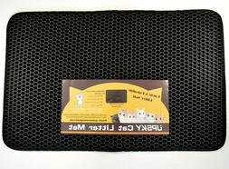 """Model UPSKY-016 25"""" x 16"""" Cat Litter Mat for Trapping Spille"""