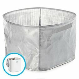 Modkat Litter Box Perfect Fit Reusable Liner with Handles -