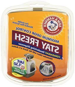 Arm & Hammer Motorized Deodorizer Dispenser